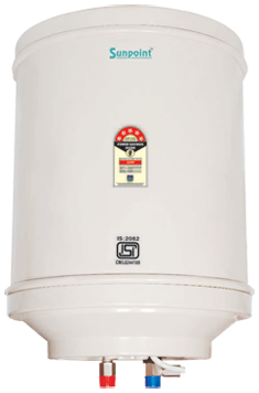 Sunpoint Geyser - J/S (ABS Body) Storage Water Heater