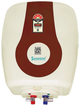 Sunpoint Geyser - STAR (ABS Body) Storage Water Heater